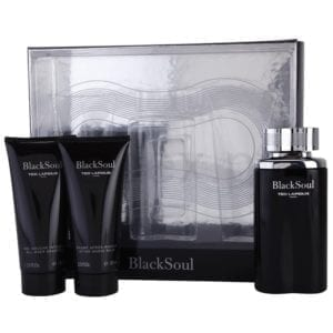 Black Soul gift set