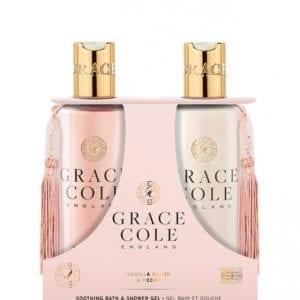 Vanilla Blush & Peony Body Care Duo