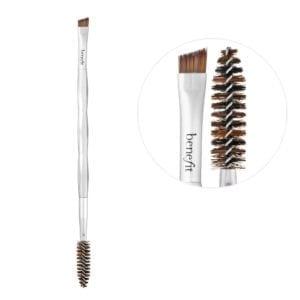 Angled brow brush & spoolie