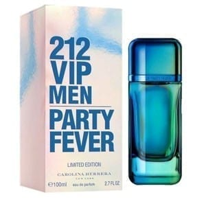 212 VIP Men n Party Fever  Limited Edition 2018