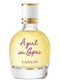 Girl Capri