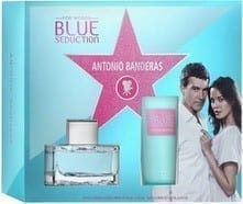 Blue Seduction For Women Gift Set
